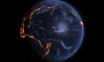 15 Років землетрусів в 60 секундах