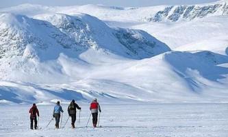 5 Мальовничих лижних місць світу