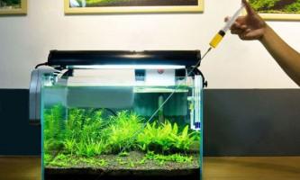 Акваріумні добрива для рослин