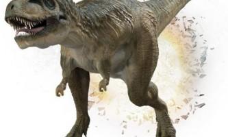 Альбертозавр - родич ти-рекса