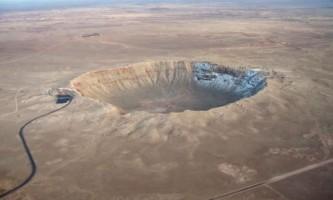 Арізонський кратер беррінжера