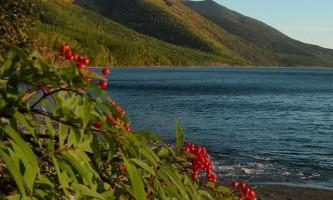 Байкальський хребет