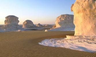 Біла пустеля (white desert) - національний парк єгипту