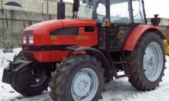Беларус моделі 922: сучасна сільськогосподарська техніка