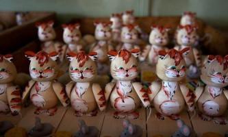 Богородская фабрика дерев`яних іграшок