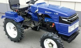 Булат-120: універсальний міні-трактор
