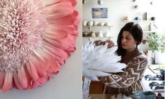 Паперові квіти від тіффані тернер (tiffanie turner)