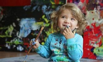 Cамая юна художниця в світі
