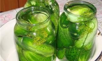 Чудо рецепт консервування огірків