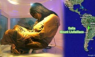 Діва гір: 500-річна заморожена мумія з племені інків
