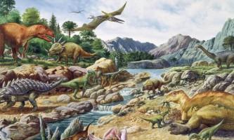Динозаври: факти з їх таємне життя