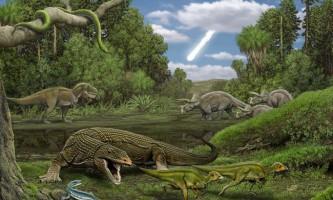 Доісторична ящірка названа в честь барака обами