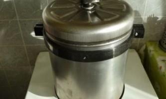 Домашня коптильня для газової плити, яку вибрати
