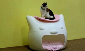 Будиночок для кішки kitty meow від studio mango
