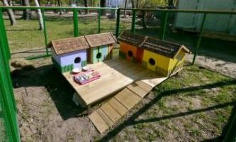 Будиночки для кроликів