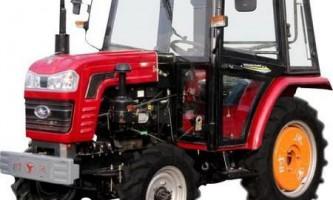 Переваги та недоліки міні-трактора здоровань