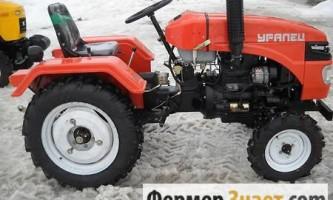 Переваги та недоліки міні-трактора уралець моделі 220