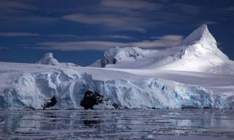 Давня антарктида була теплою, як тропічний пляж