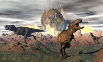 «Подвійний удар»: вулкани і астероїд прирекли динозаврів на вимирання