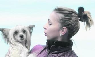 Собака врятував новонароджену від смерті