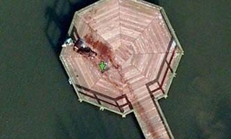 Фотографія з сервісу google earth викликало ціле розслідування!