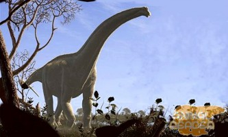 Футалонгкозавр - гігантський динозавр