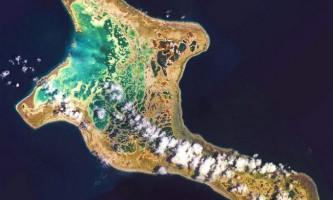 Де знаходиться найбільший в світі атол?