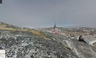 Google оцифрувала найцікавіші місця гренландії