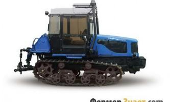 Гусеничний трактор дт-75 - багатофункціональний помічник
