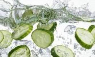 Зберігання огірків в свіжому вигляді
