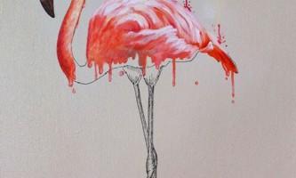 Ілюстрації, що пояснюють звідки береться забарвлення шкури тварин