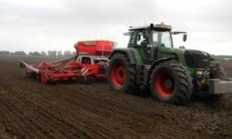 Інтенсивна технологія вирощування озимої пшениці