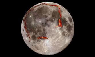 Розгадана таємниця людини на місяці