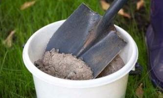 Використання деревної золи в якості добрива
