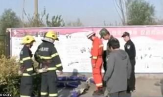 Історія про те, як пожежники визволяли застрягла у вузькій трубі кішку