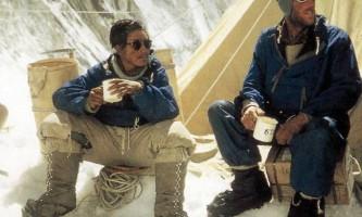 Історія підкорення евересту в фотографіях
