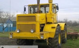 Історія створення і технічні особливості трактора кравець к701 і його модифікацій