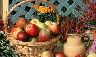 Через глобальне потепління яблука стають м`якше і солодший