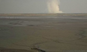 Виверження грязьового вулкана в сидоарджо