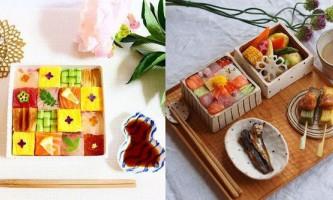 Японські «мозаїки з суші» підкорили користувачів мережі
