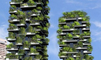 Екоархітектури: проект `` вертикальний ліс `` (bosco verticale)