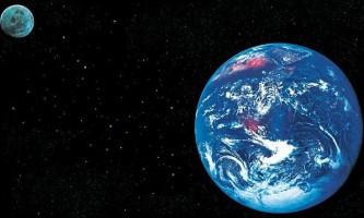 Еволюція на землі, можливо, не потребувала допомоги місяця