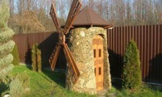 Як і де побудувати туалет на дачі