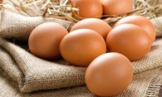 Як визначити свіжість курячого яйця будинку або при покупці