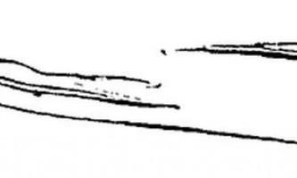 Як малюють анаморфное малюнки?