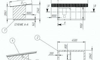 Як зробити курник на 5 курей своїми руками: креслення і покрокове будівництво