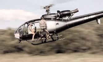 Як собаки-парашутисти борються з браконьєрами