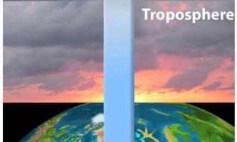 Як стратосфера впливає на морські глибини?