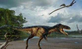 Як тираннозавр став королем крейдяного періоду