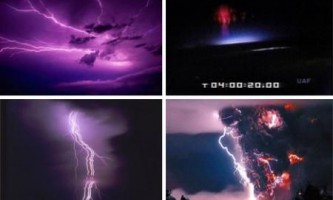 Які бувають види блискавок?